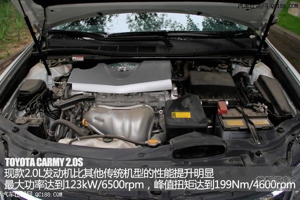 丰田凯美瑞性能怎么样凯美瑞耗油量多少哪里有优惠