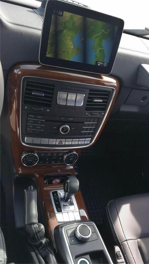 17款奔驰G550强悍越野天津现车11月最新报价优惠