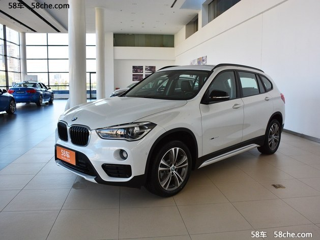 北京北汽恒通汽车销售有限公司宝马x1价格现车在售全国