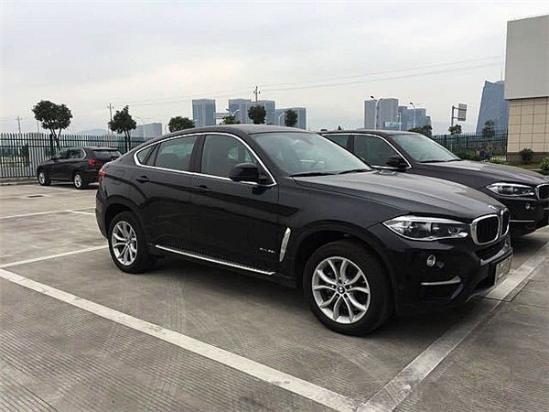 17款宝马X6黑红天津现车欢迎试驾特价优惠