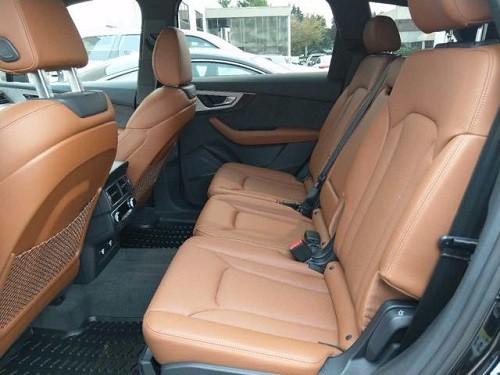 18款奥迪Q7现车报价 品味豪华舒适越野SUV