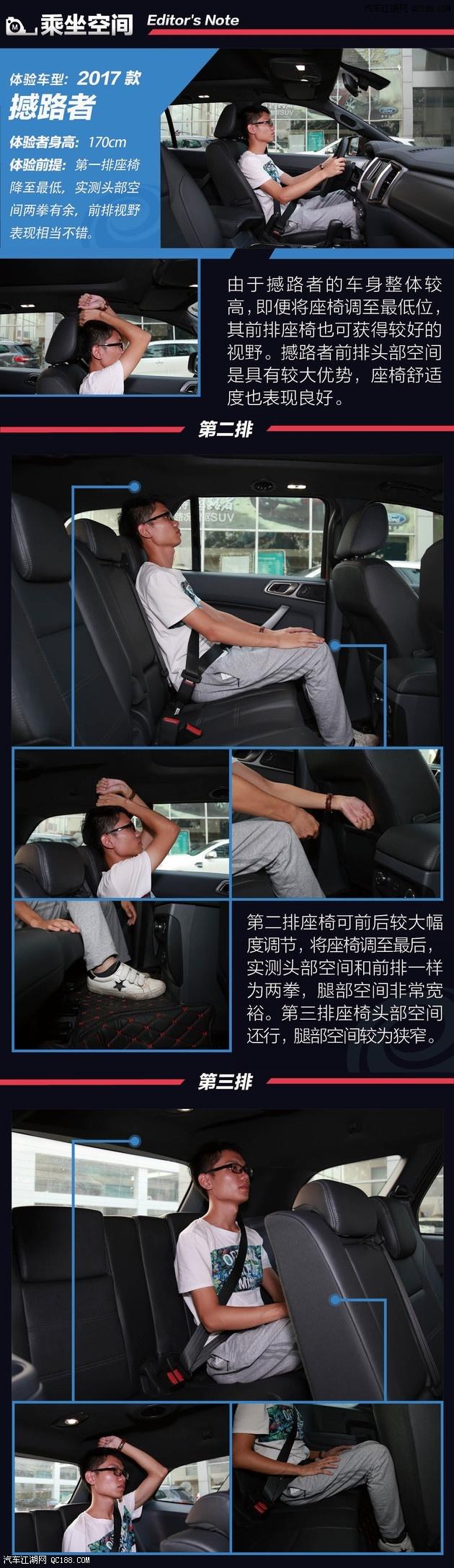 福特撼路者优惠幅度越野性能好么下盘减震发动机功率