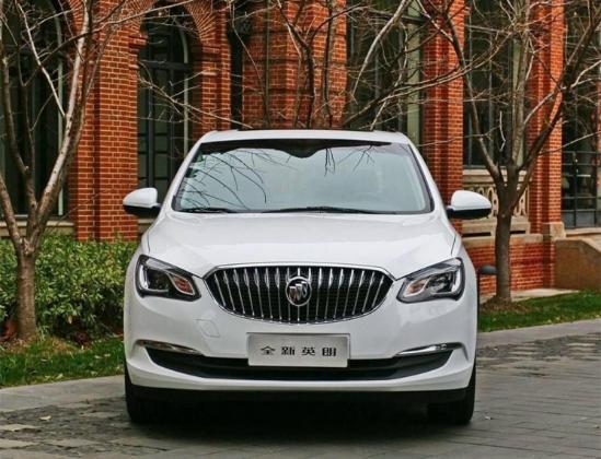 2017款英朗在表面方面没有产生显明的扭转,仅对付部分车型在配置方