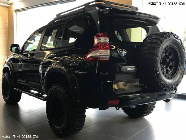 17款丰田霸道4000机械增压改装版现车报价多少钱