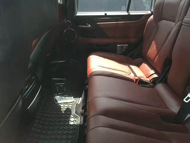 进口18款中东版雷克萨斯LX570越野领导者春节特卖