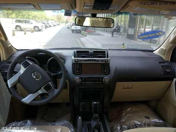 丰田霸道换代改款哪款有现车 霸道大改款外观图片