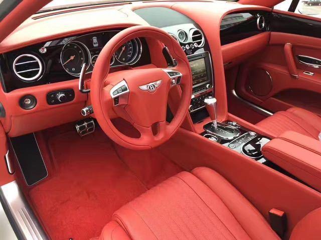 17款宾利飞驰V8S来袭 高端座驾现车特惠 什么价格