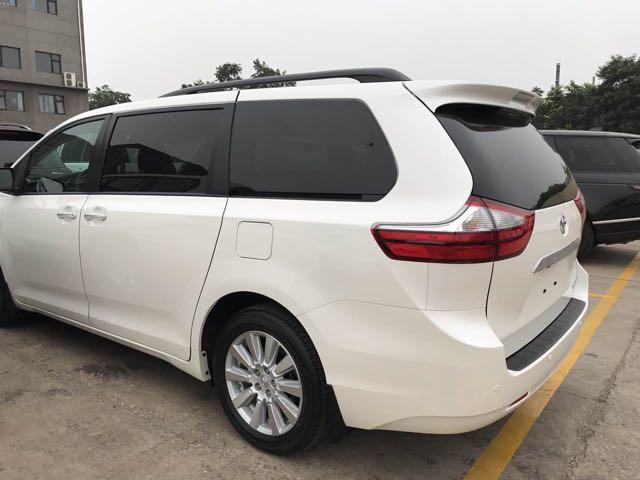 2017款丰田塞纳3.5-17款丰田塞纳3.5四驱XLE 商务家用首选