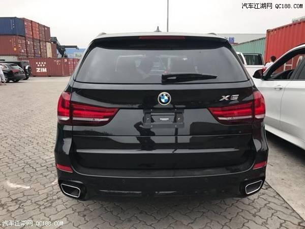 18款中东版宝马X5 平行进口现车出售配置高手续齐高清图片