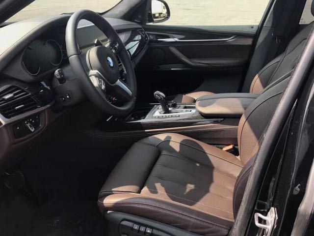 2018款宝马X5 3.0升直列六缸发动机评测