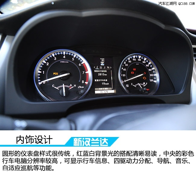 丰田汉兰达低配5坐有现车吗丰田汉兰达办理分期怎么做高清图片