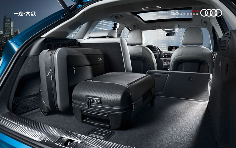 18款奥迪Q3新款上市 现车最新优惠促销行情报价高清图片