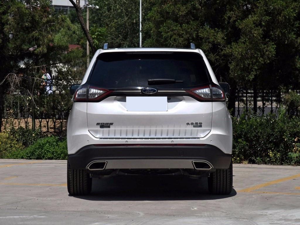 福特锐界全国最新报价 配置油耗怎样裸车可分期2017款福特锐界内饰