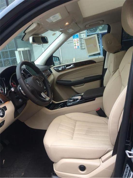 18款奔驰GLS450加版豪华包运动包配置报价