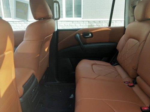 专业改装18款中东版日产途乐Y62 SE4.0 天津优惠价