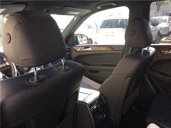 18款美规奔驰GLS450 南京最新价格 现车手续齐全