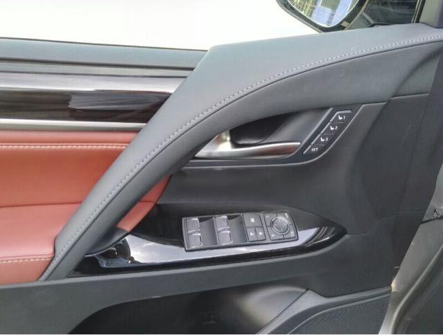 18款中东版雷克萨斯LX570八座 Sport Plus标报价