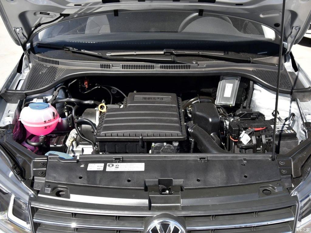 全新桑塔纳共有1.4L和1.6L两个排量选择,其中1.4L发动机最大输出图片