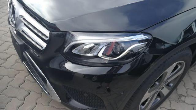 2017款奔驰GLC300现车最低价格 年终钜惠爆降销售