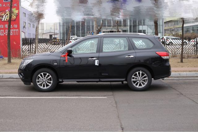 产探路者2.3油电混动四驱七座中大型SUV报价高清图片