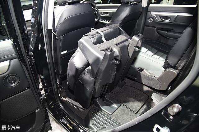 本田CR-V混动2.0L净驰版2017款裸车价多少钱