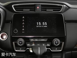 本田CR-V发动机是涡轮增压的吗CR-V有几种发动机可选