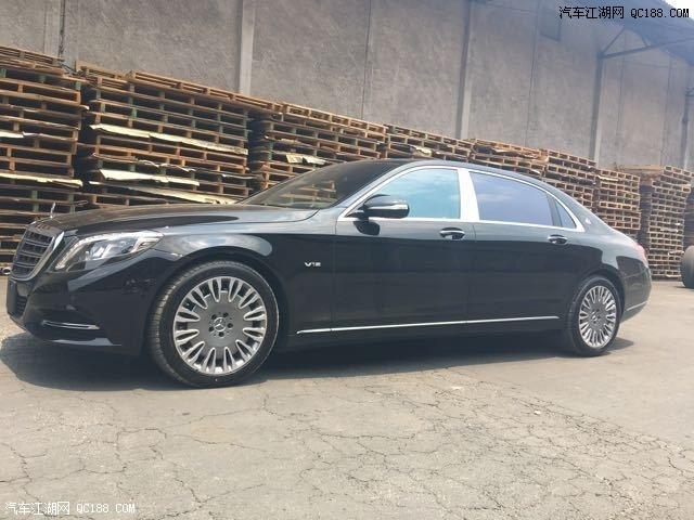 17款奔驰迈巴赫s600配置参数性能现车现在多少钱图片
