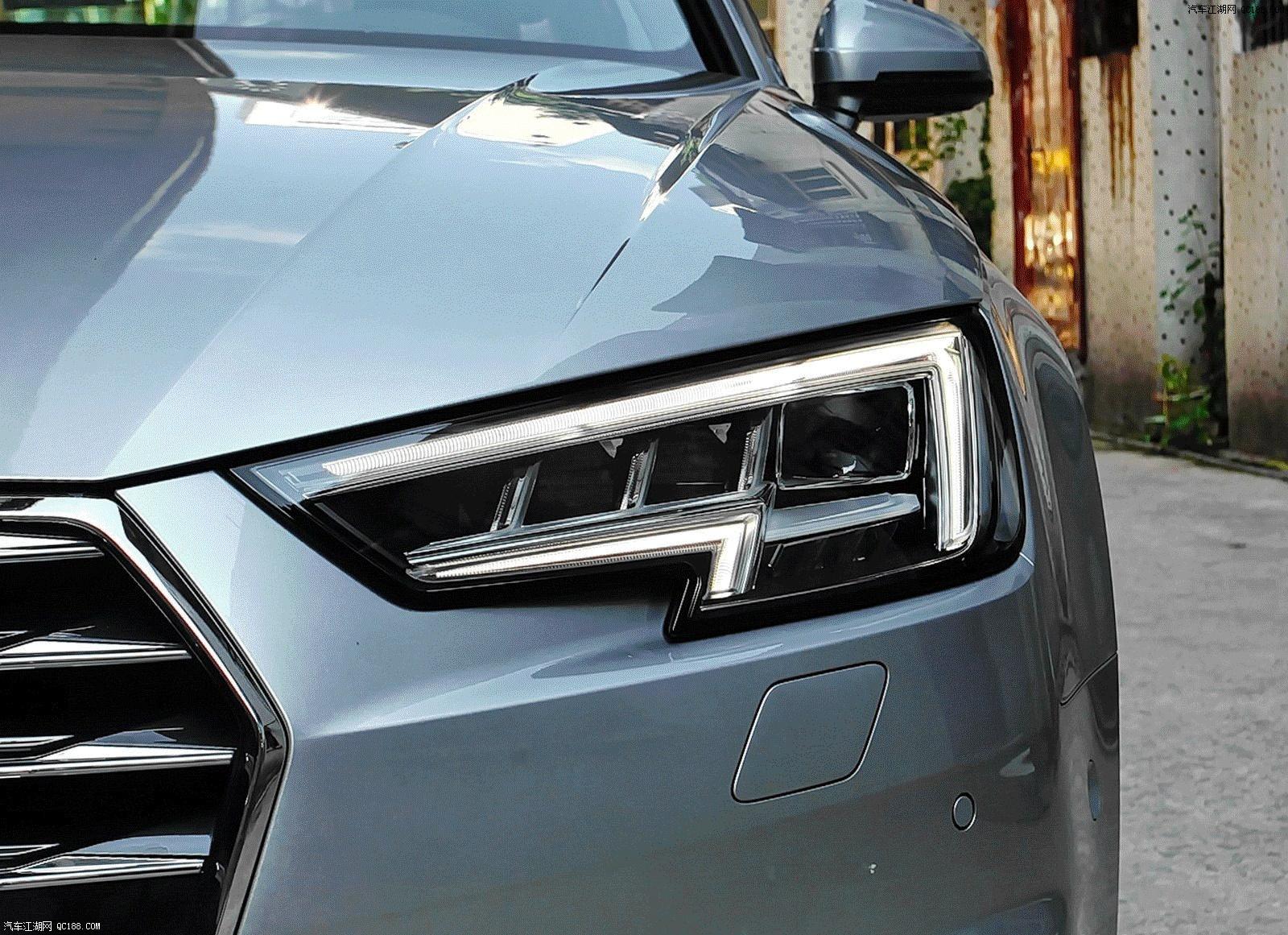 2018款奥迪A4A6Q3Q5裸车最低价最高优惠售全国