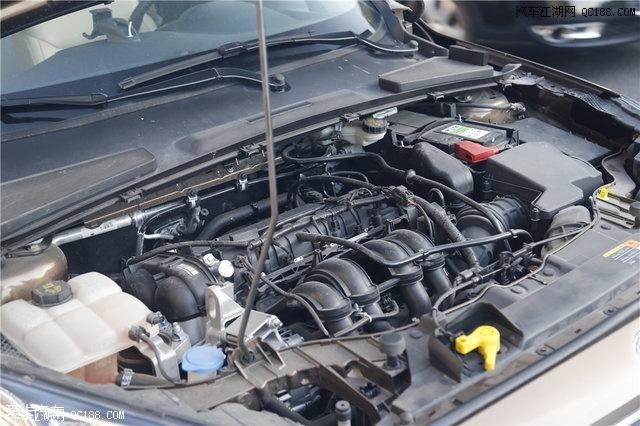 福特福睿斯发动机油耗高吗福睿斯哪个配置最适合家用高清图片