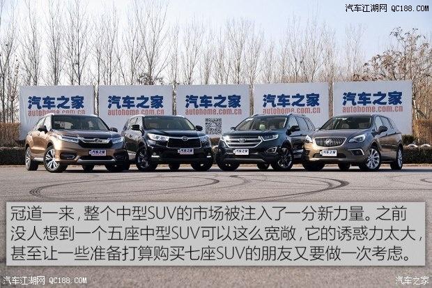 丰田汉兰达和福特锐界哪个卖的好配置有什么区别