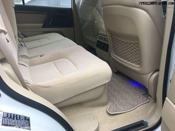 17款中东版丰田兰德酷路泽4600 动力评测升级新典范