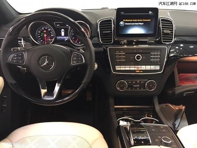 18款奔驰GLS450AMG21寸AMG轮提车价