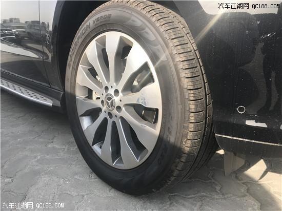 奔驰GLS450 配置齐全18款最新到港天津最低多少钱