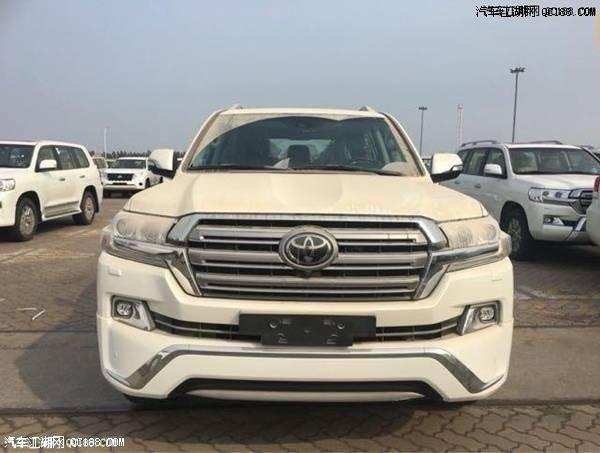 中东版兰德酷路泽5700 VXR 配置及价格天津现车优惠