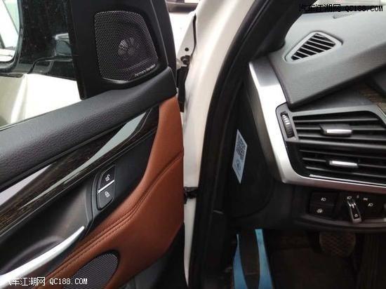 17款宝马X5汽油3.0T 升级超舒适越野60.8万