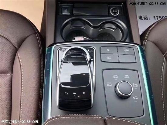 18款奔驰GLE400 顶级配置心动价格值得拥有