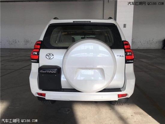 18款中东版丰田霸道2700大量现车保税区批发价直销全国