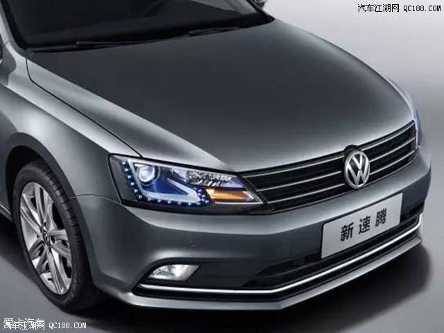 新速腾 提供更多选择 小排量增压汽车