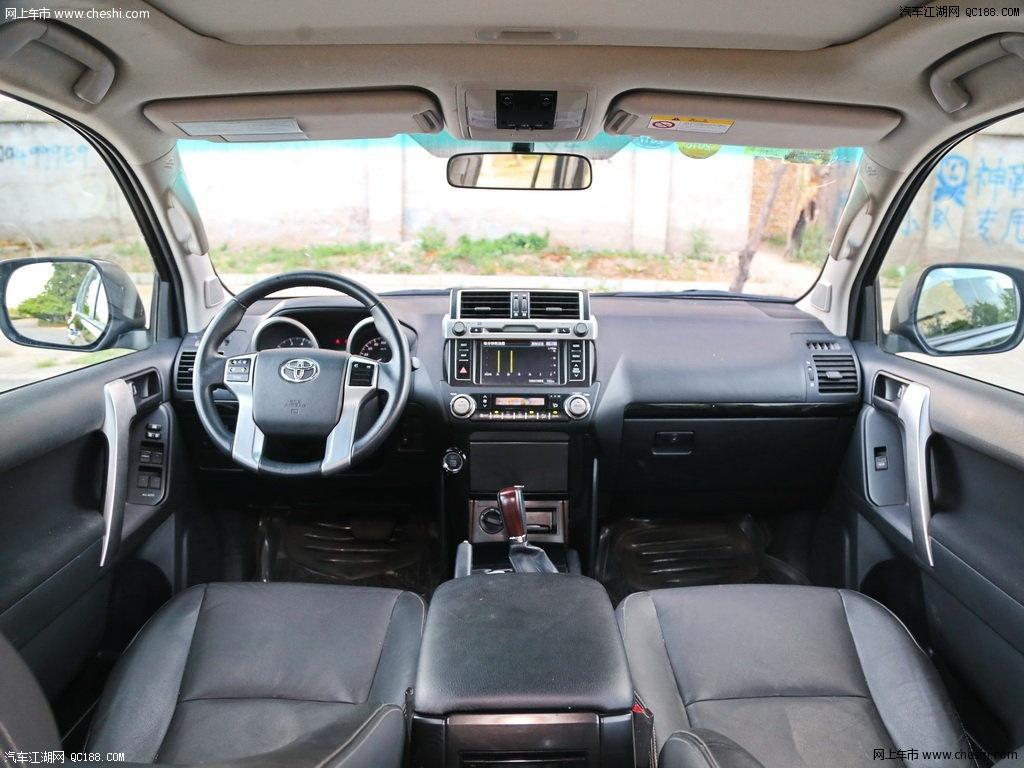 > 丰田普拉多排量多少普拉多改装需要多少钱   普拉多车型介绍:内饰方