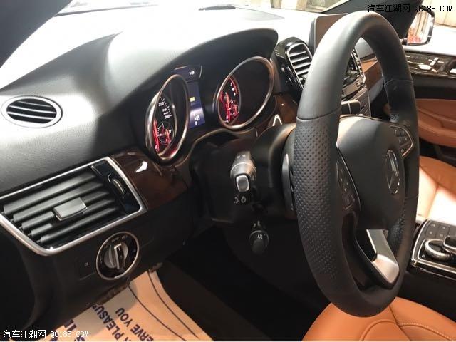 2018款奔驰GLE400港口现车让利低价促销