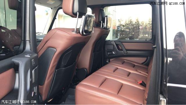 2018款奔驰G500现车优惠16万限时特价秒杀