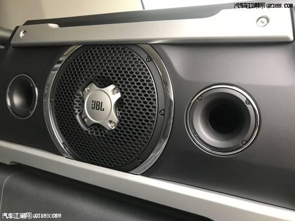 18款丰田FJ酷路泽4.0中东版报价优惠配置解读