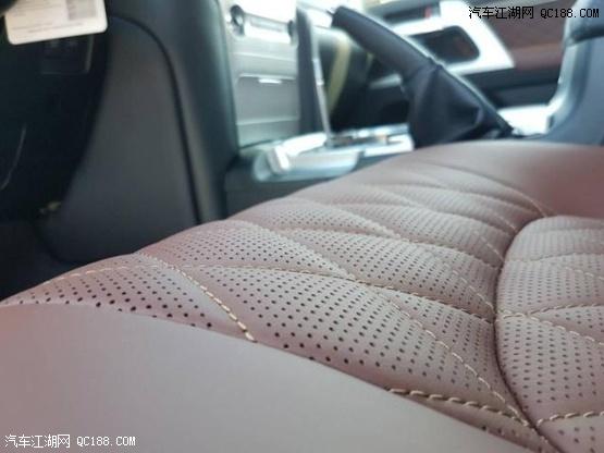 酷路泽5700巾帼将领V8陆巡18款全国最低价促销!
