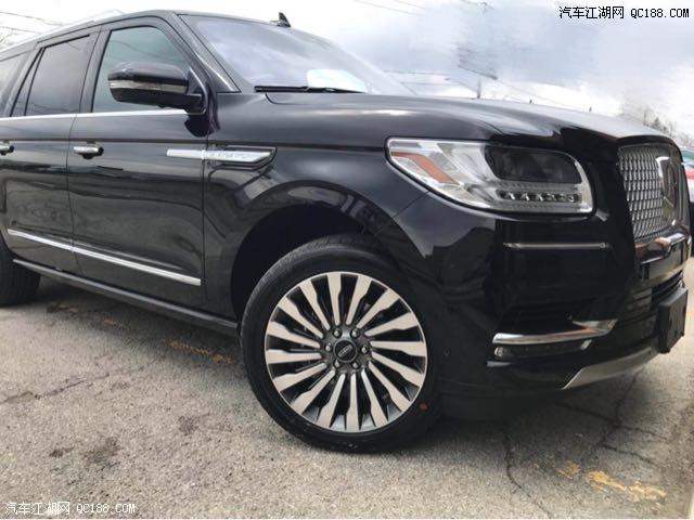 2018款林肯领航员超大的车身现车报价多少钱_汽车江湖