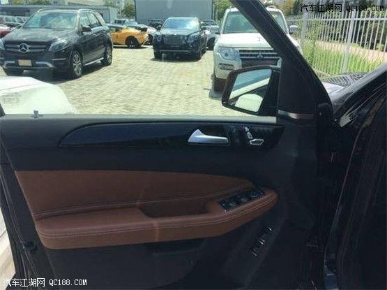 18款进口奔驰GLS450行情时尚耐看强悍越野