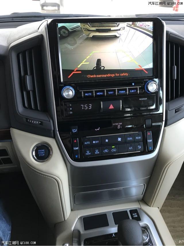 2018款兰德酷路泽4000中东版GXR顶配现车优惠促销