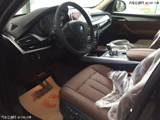 18款宝马X5欧版五一优惠多多  保税区展厅现车