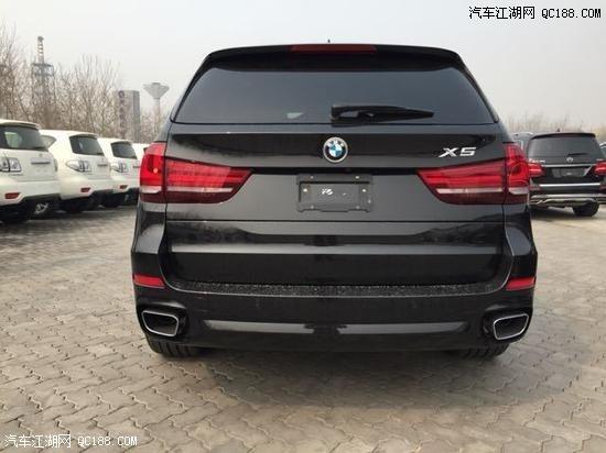 18款宝马X5现车优惠 62万性价比超高