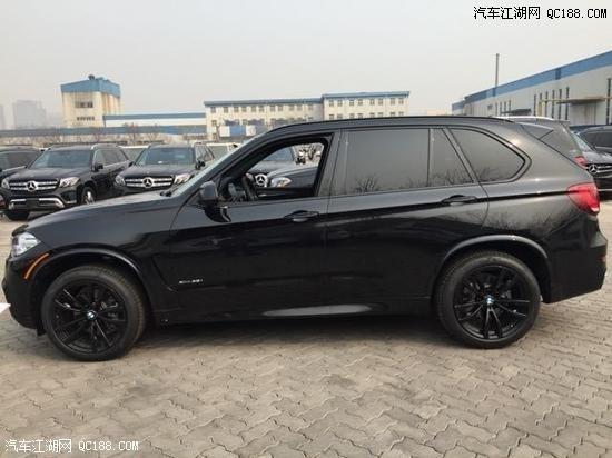 天津港批发价热销 平行进口18款宝马X5