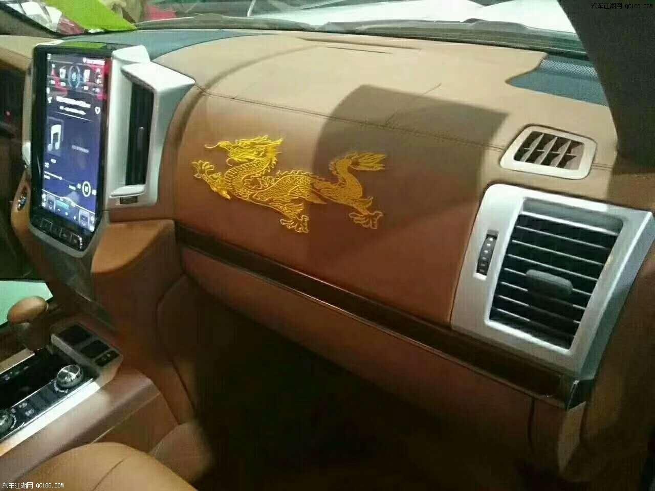 18款丰田酷路泽4000新增6速霸气改装家族的辉
